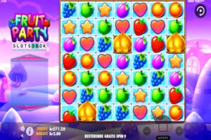 Fruit Party spillemaskine