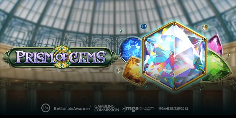 Prism of Gems spillemaskine udgivelse