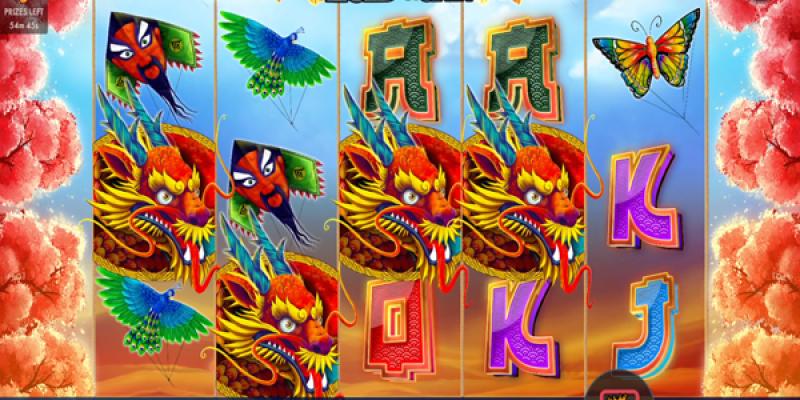 Floating dragon screenshot