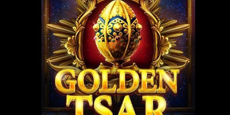 Golden tsar spillemaskine logo