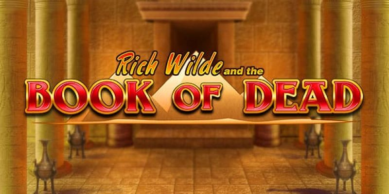 Book of dead spillemaskine