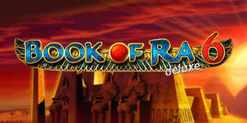 Book of ra deluxe 6 spillemaskine