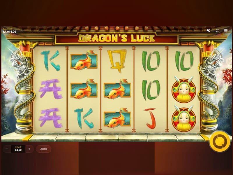 Dragon´s luck screenshot