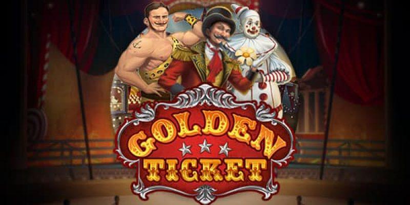 Golden ticket spillemaskine